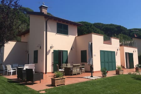 Elba, villa esclusiva full optional - Marina di Campo