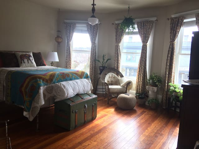 Guest Room in Downtown Harrisonburg - Harrisonburg - Hus