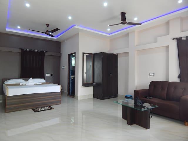 Samriddhi Banquet Garden & Resorts, Berhampore - Berhampore - Boutique-hotell