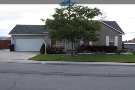 2 bedrooms, 1 bath SF home - Spanish Fork - Hus