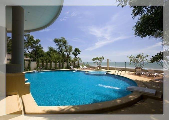 Baan Hansa Huahin - Cha-am - Apartment