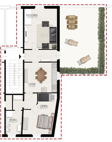 Milli's House - Nice flat in Vicopisano near Pisa