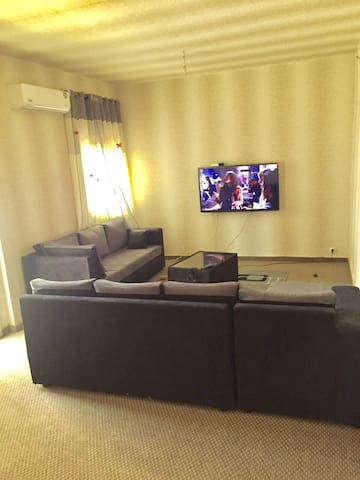 Very well furnished