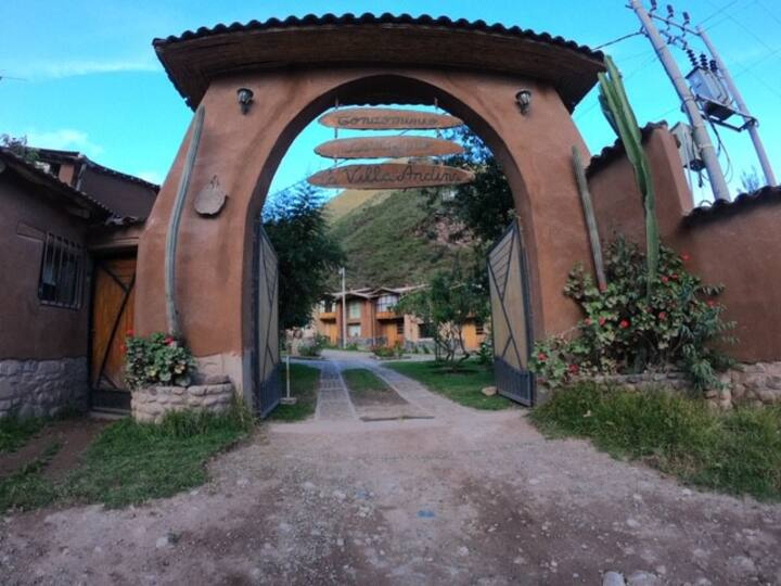 Alquilo Cabaña en Urubamba Condominio Villa Andina