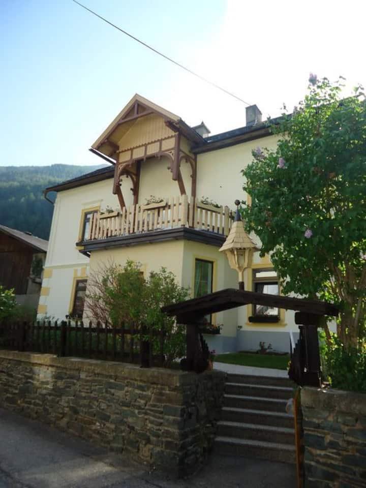 Apartment im Nationalpark Hohe Tauern in Kärnten