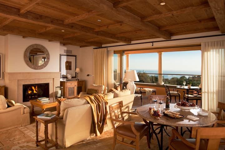 Resort at Pelican Hill, 2 Bedroom Ocean View Villa