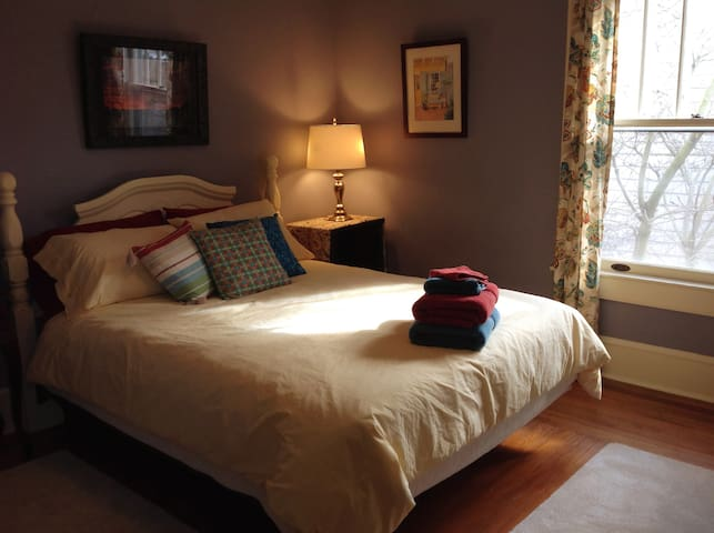 BRAND NEW! ----   Calm and Comfy in Historic Dover