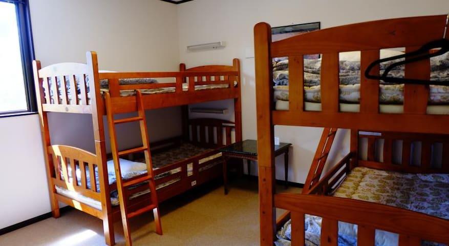 Wi-Fi & FREE Bike Dorm room♪ - Fujikawaguchiko - Bed & Breakfast