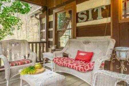 Fairy tale cabin