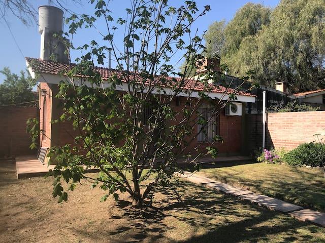 Cabaña céntrica en Merlo San Luis