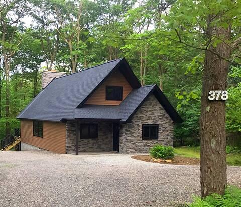Laurel Mountain Cabin