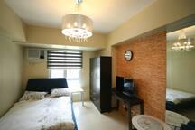 Cozy Studio Unit in Avida Towers Riala with Wifi