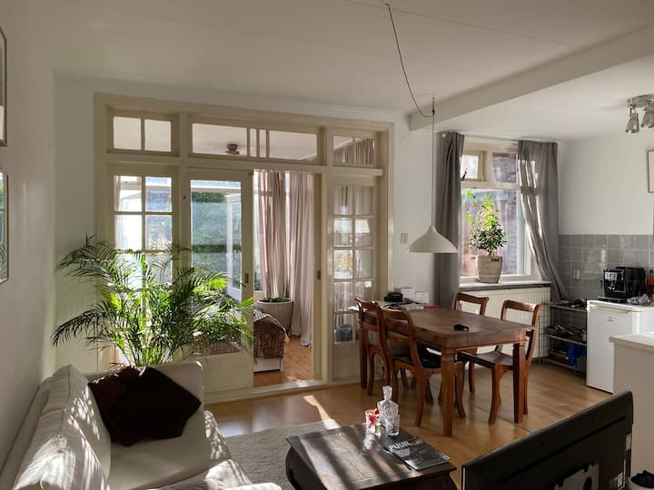 Beautiful apartment in the city Utrecht