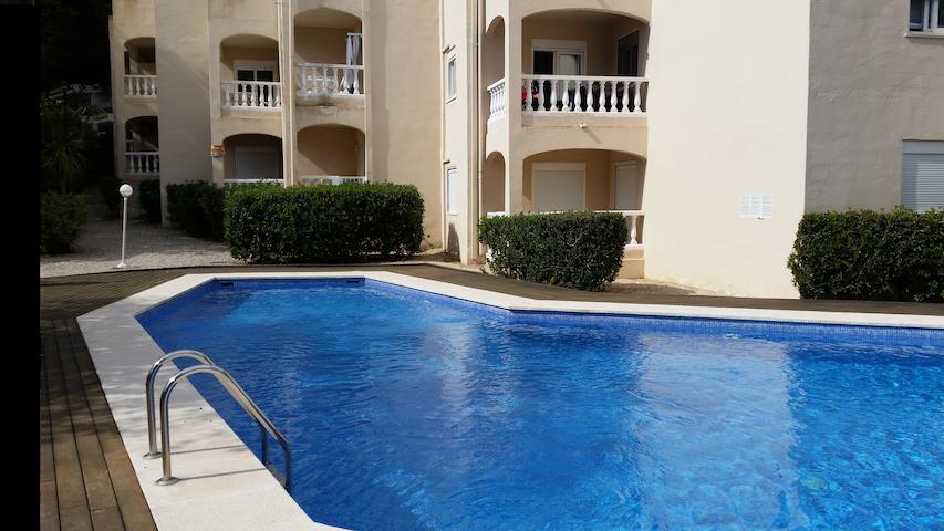 Apartamento a 2 minutos de la playa - Canyamel - Lejlighed