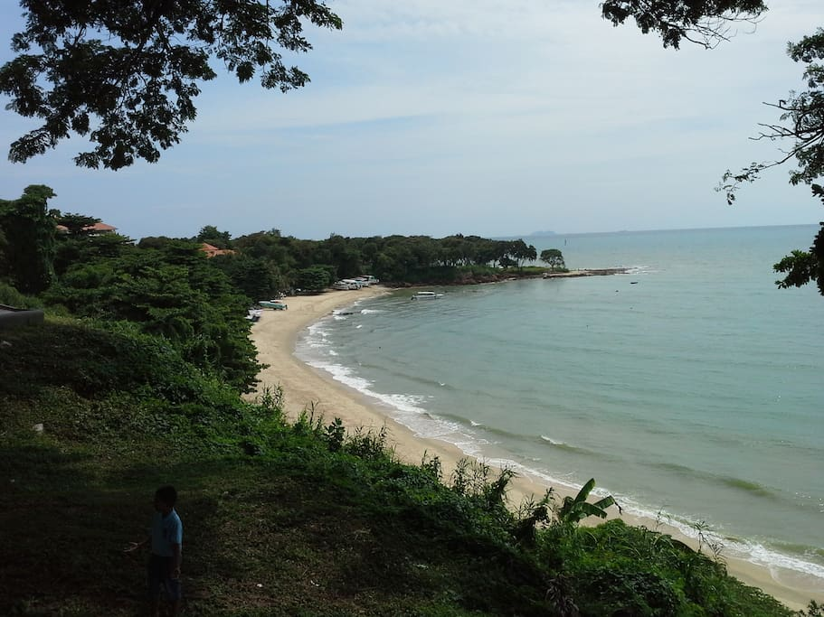 Cosy Beach.