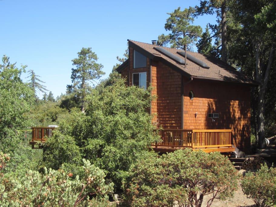 Paradise Pines Retreat