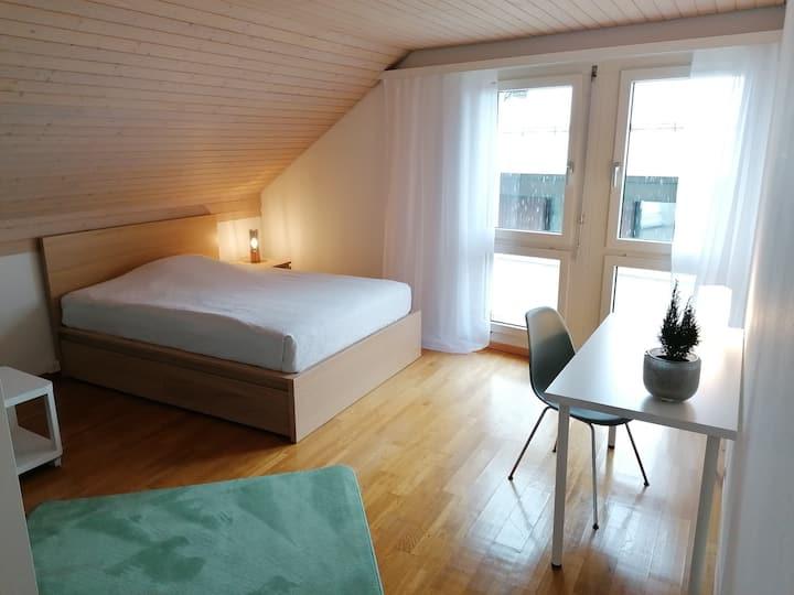 Wohnhaus in gehoberner Klasse mitten in Liestal