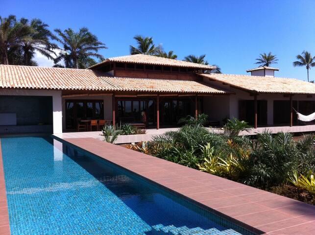 CASA DO DENDE - Barra Grande - House