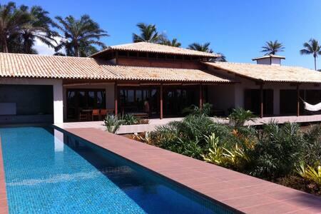 CASA DO DENDE - Barra Grande - Haus