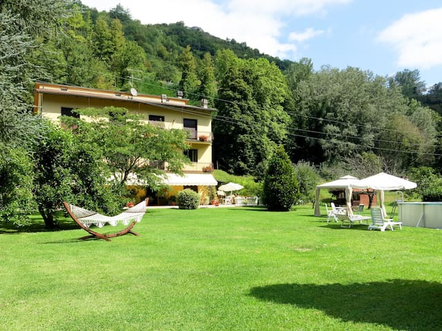 Holiday Apartment Natalie for 6 persons in Bagni di Lucca