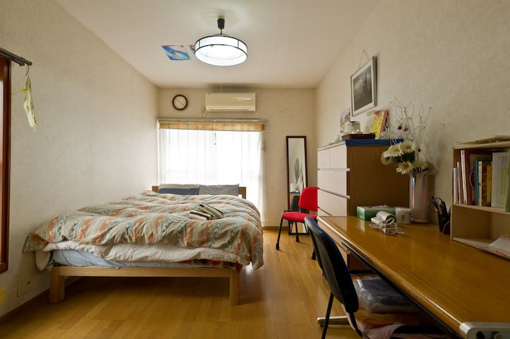 Comfortable room for girls in Residential Area.