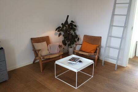 Cozy and spacious rooms on the top floor of villa - Frederiksberg