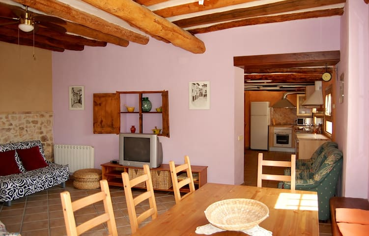 Casa Rural Celestino - Alquézar - Huis