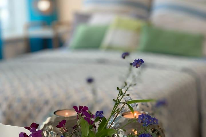 Ferienwohnung Kajüte - Wohlfühl-Urlaub auf 35qm