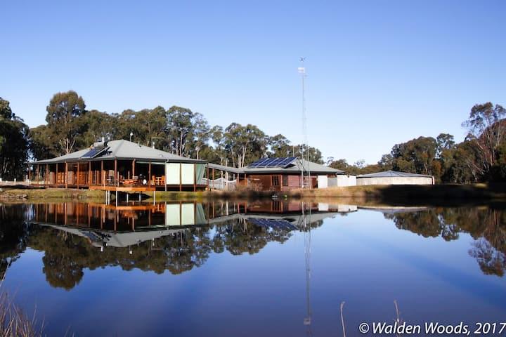 Walden Woods Country Retreat