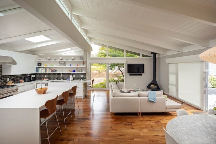 Stunning Mid-Century Gem in Carmel by-the-Sea, CA