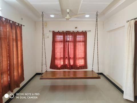 Spacious & pet-friendly place in Kakinada