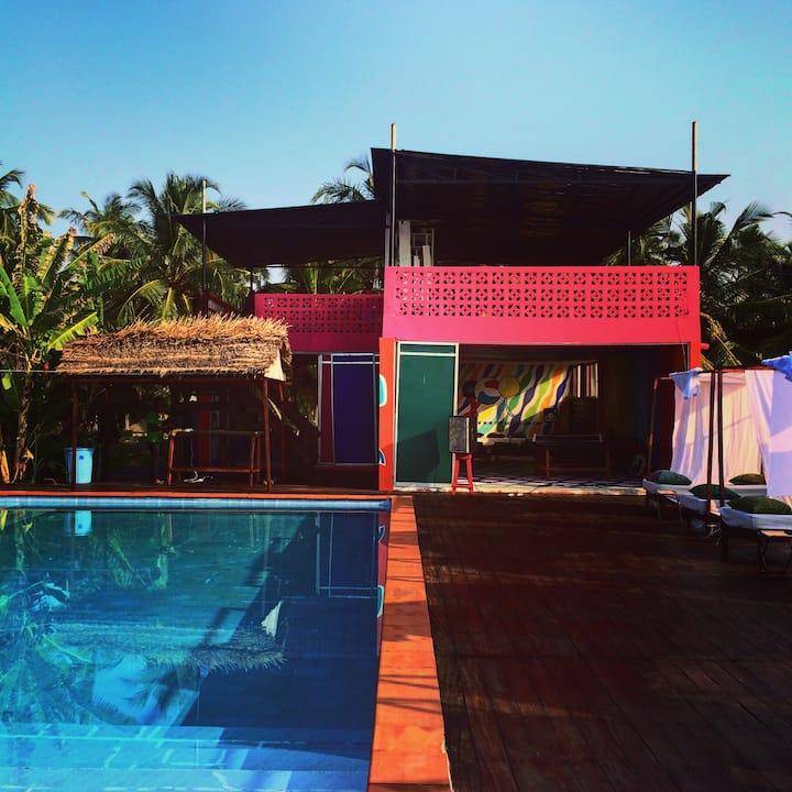 PoPbeachclub Private Villa Ilase Beach Lagos