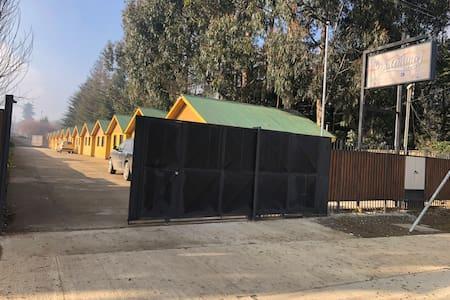 Comoda cabaña con estacionamiento en Valdivia N°4