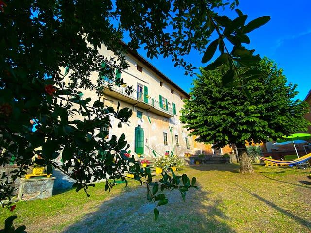 Casa Delponte Mombaruzzo      ( C.I.R_00506500005)