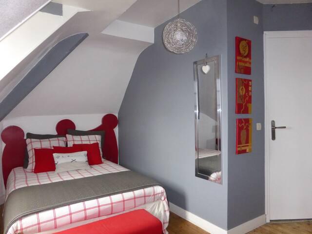 Chambre Toutencarton - Eslettes - Bed & Breakfast