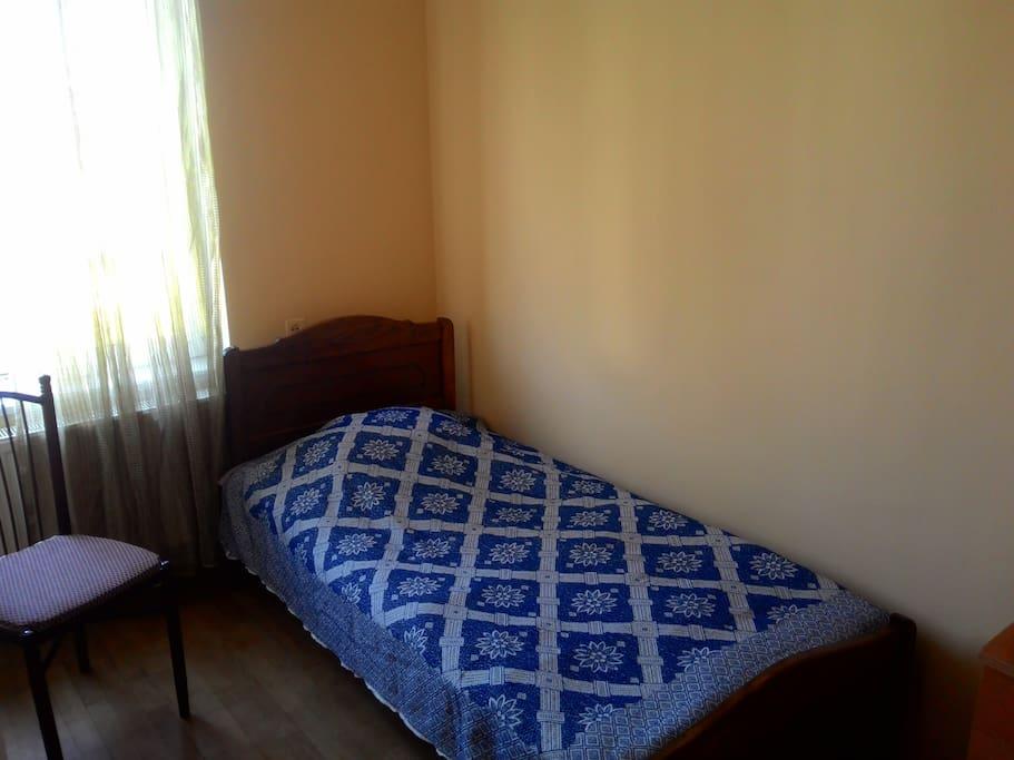 2-я спальня, возможно добавить кровать