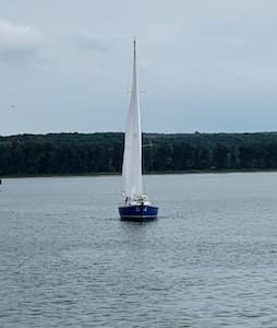Blue Ocean Sailing with Capt Dilip Donde