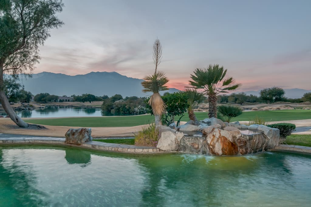 Villa minerva most stunning views in the desert for King s fish house mission valley