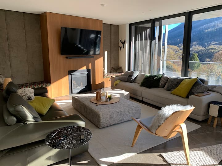 Brand new, best apartment in Thredbo