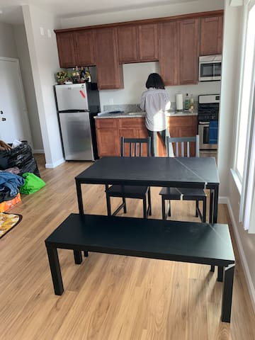 Private apartment close to bart station