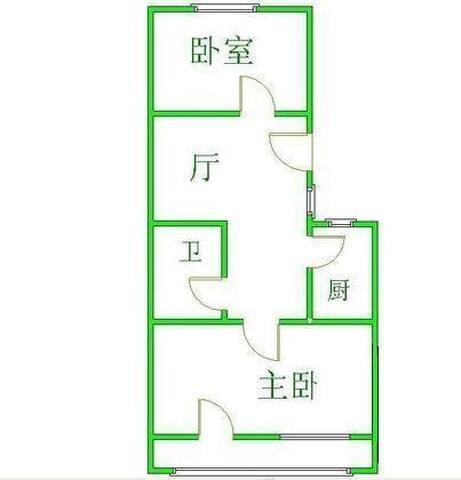 两室一厅一卫 交通便利 购物方便 - Pingxiang Shi - Apartament