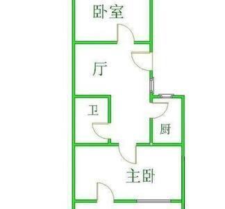两室一厅一卫 交通便利 购物方便 - Pingxiang Shi - Leilighet
