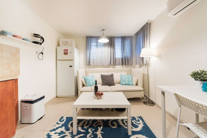 Chic & Cool Apartment on Ben Yehuda Street - Tel Aviv-Yafo - Appartement