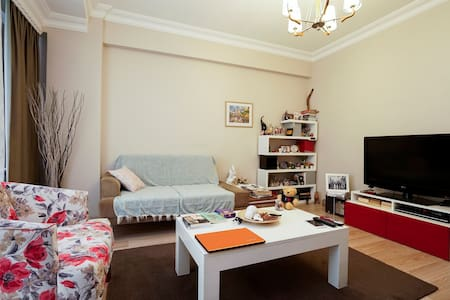 Local Experience in Beautifully Decorated Flat - Esenler - Huoneisto