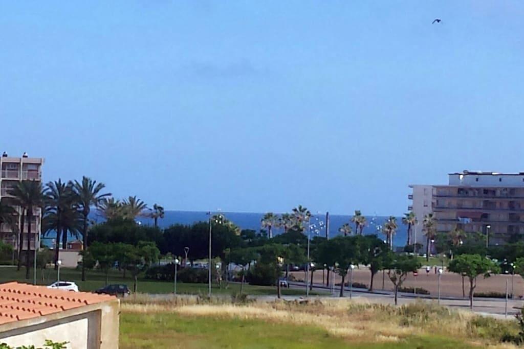 playa a 2 minutos