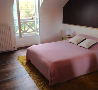 Chambre calme et lumineuse - Chantilly - House