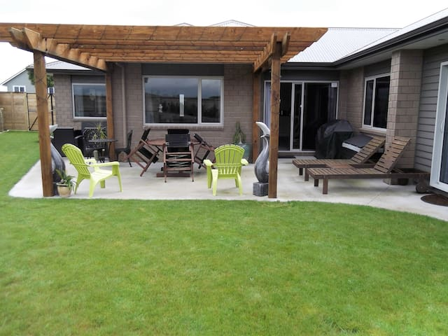 Morrinsville BnB - New modern home - Morrinsville - Penzion (B&B)