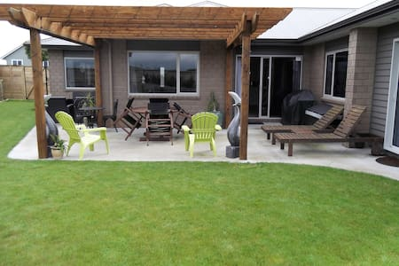 Morrinsville BnB - New modern home - Morrinsville - Bed & Breakfast