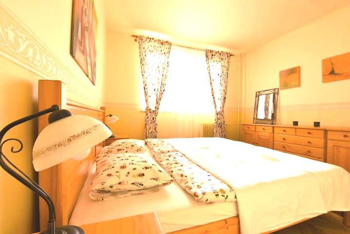 ★ Couple's Getaway |CLOSE TO EVERYTHING |Parking ★ - Bratislava - Appartement