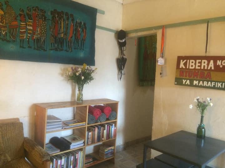 House of Friends  -Kibera, Nairobi